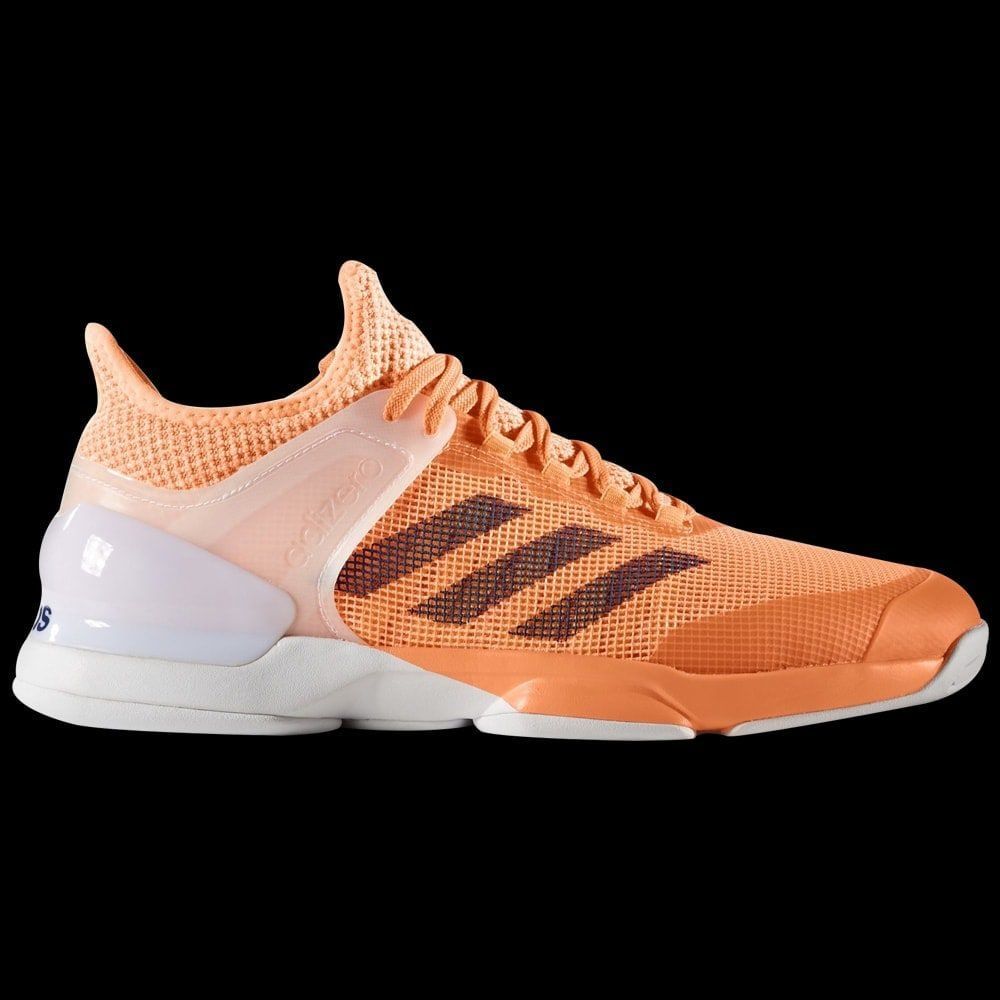 ADIDAS ADIZERO UBERSONIC 2 MEN ORANGE