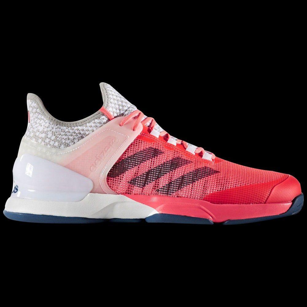 971465f7f2d chaussures adidas adizero ubersonic 2 flash rouge