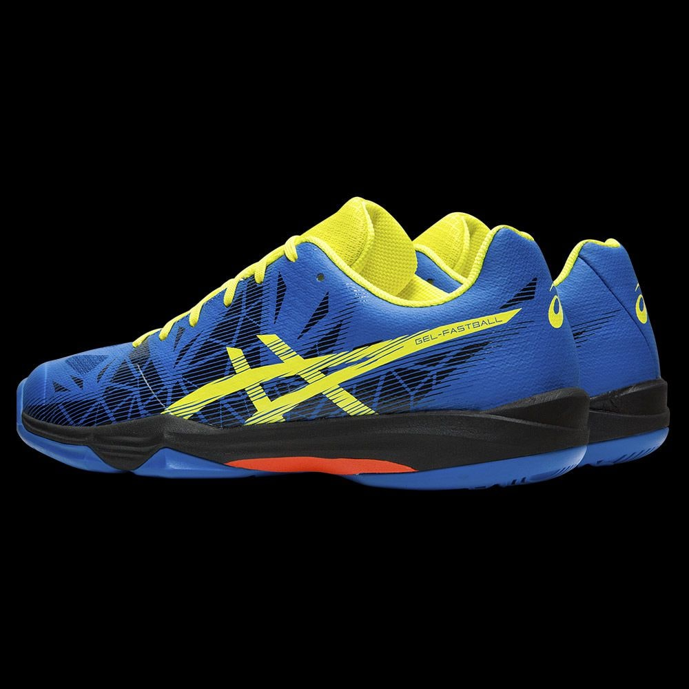 ASICS GEL FASTBALL 3 MEN BLEUJAUNE