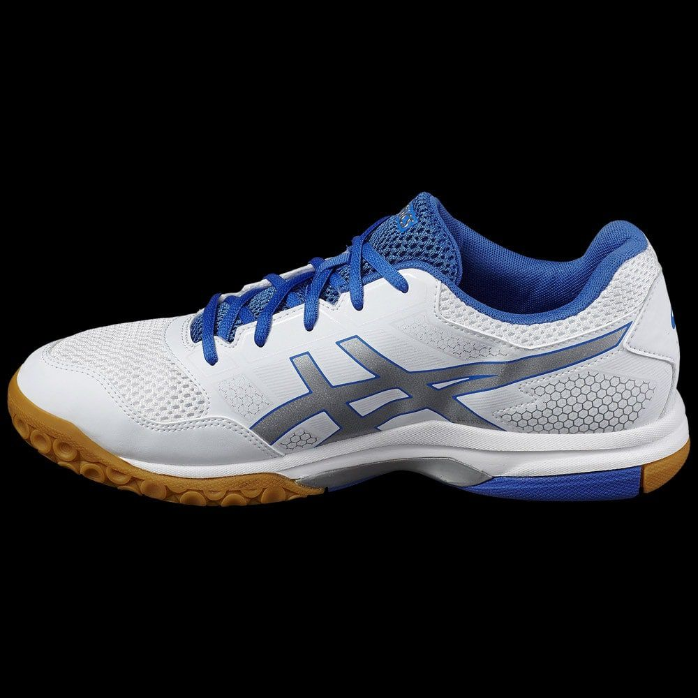 ASICS GEL ROCKET 8 MEN BLANCHE