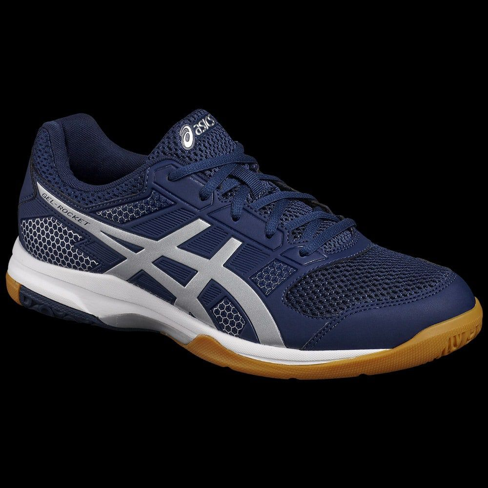 Chaussures ASICS GEL ROCKET 8 MEN MARINE - Badmania 7021441666b2