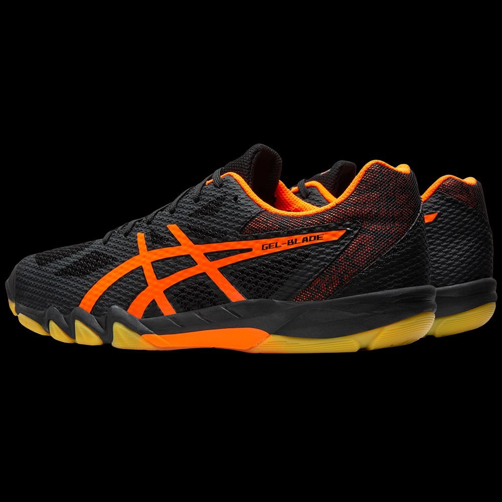 asics gel 7 homme bleu orange