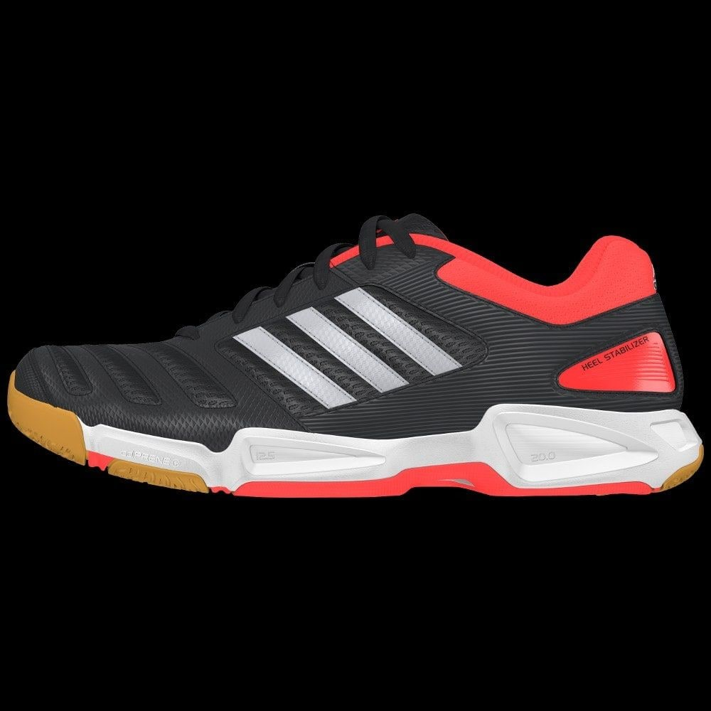 chaussures adidas indoor homme adizero feather flash night