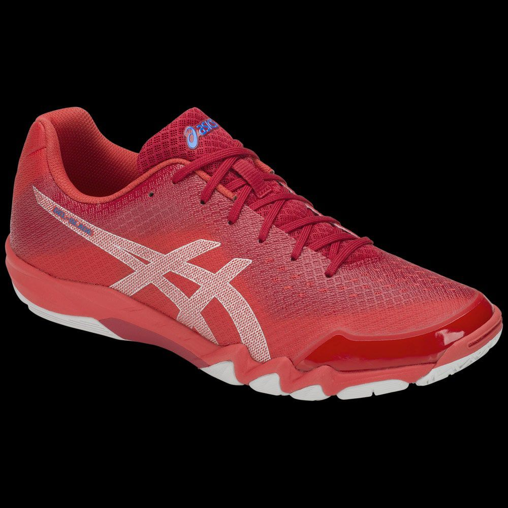 5f76a5a0713 Chaussures ASICS GEL BLADE 6 MEN ROUGE - Badmania