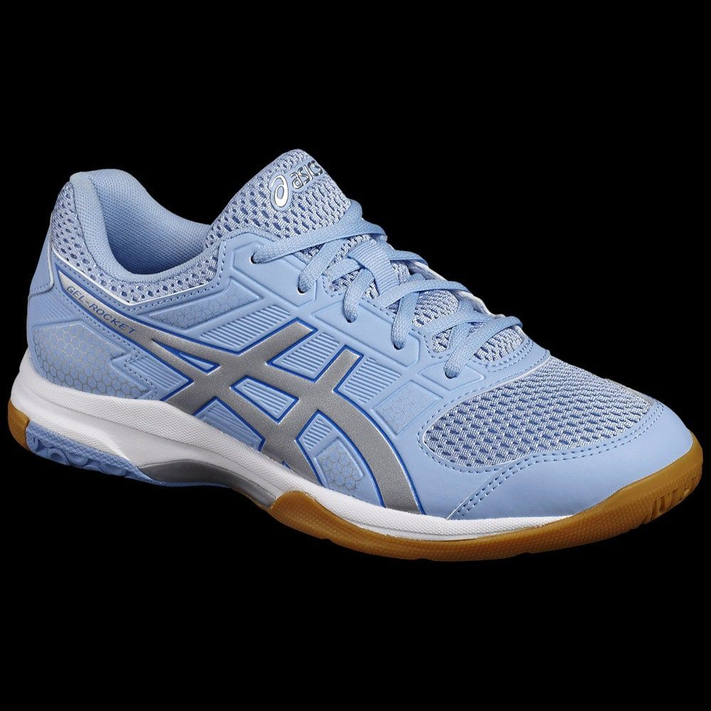 asics lady gel 7 bleu