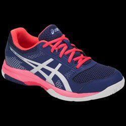 new product a29f1 ebea8 chaussures asics ASICS GEL ROCKET 8 LADY MARINE