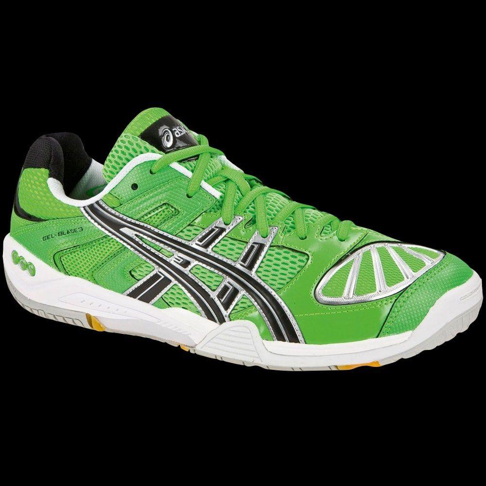 Chaussures Blade 3 Verte Badmania Gel 6fgyy7b Asics reBWdoxQC