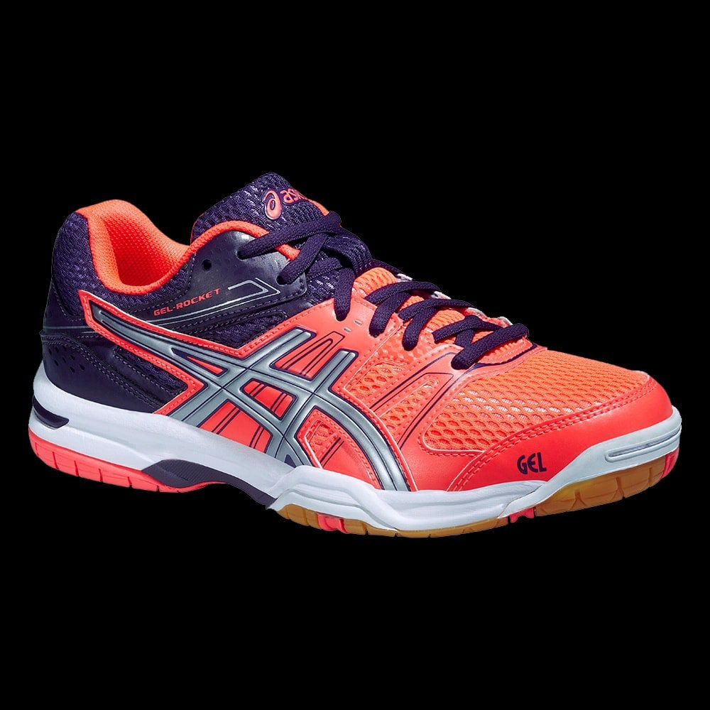 asics gel rocket avis