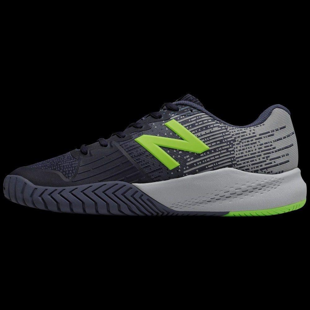 tenis new balance grises