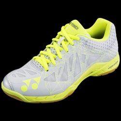 e1949f7e9d38c3 chaussures yonex YONEX POWER CUSHION AERUS 2 LADY 2017 GRISE/JAUNE