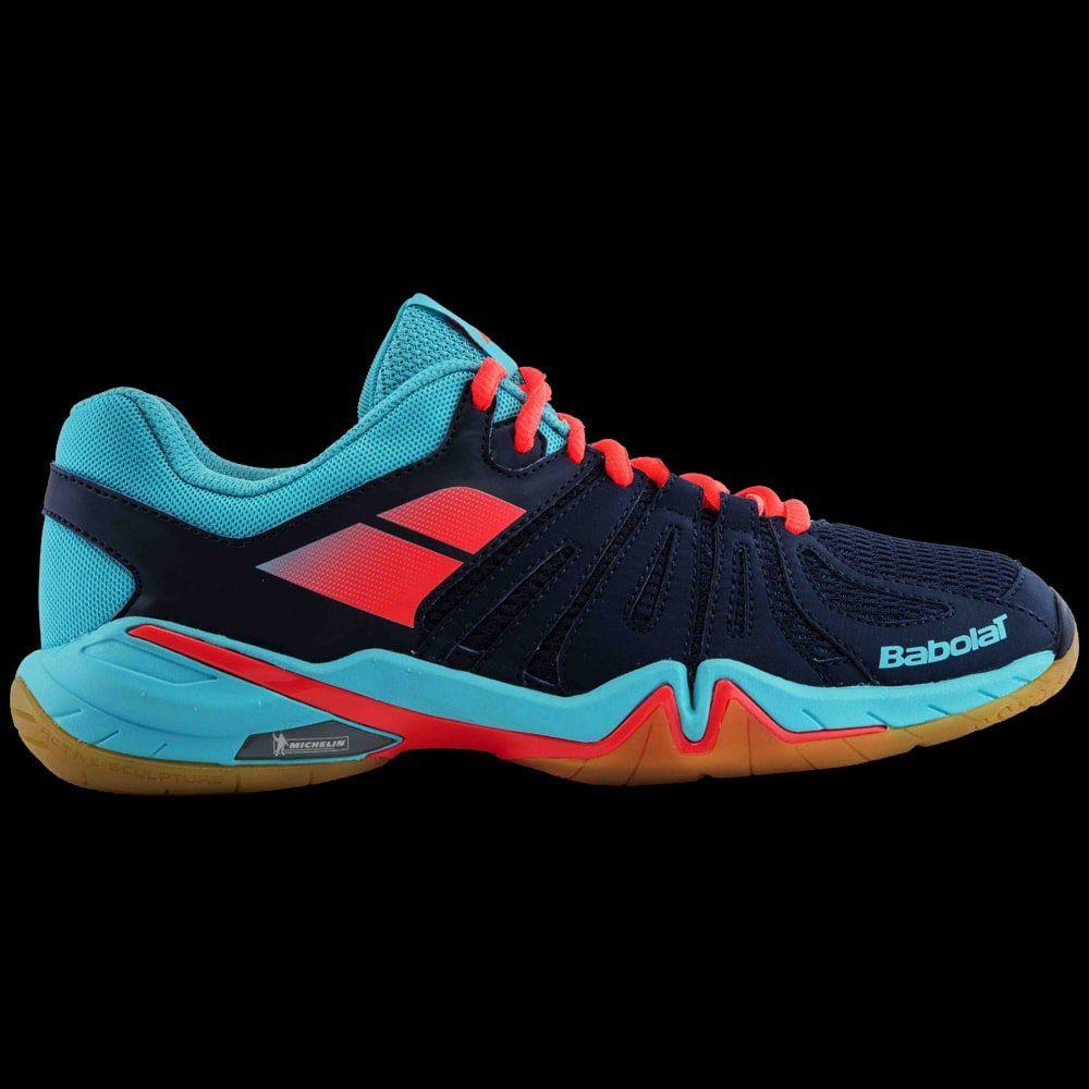 chaussures de badminton babolat shadow Tour Women 2019