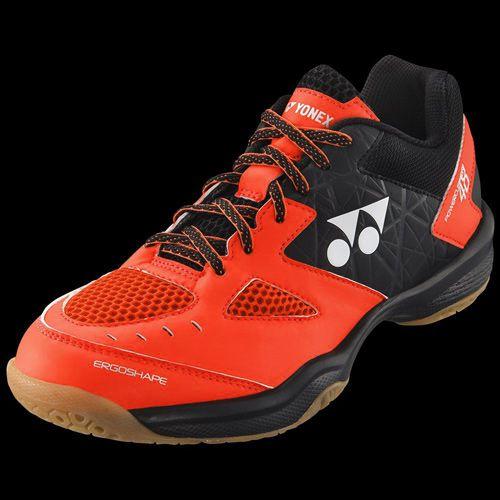 Chaussures YONEX POWER CUSHION 48 MEN ROUGENOIR Badmania