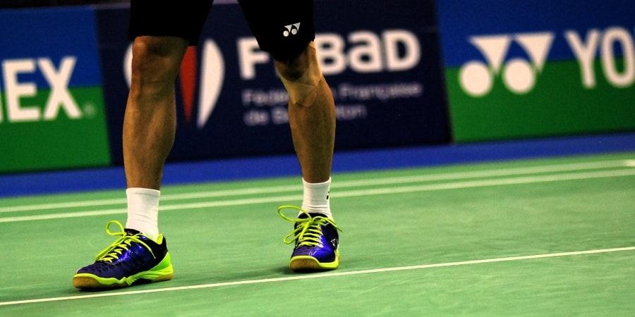 Chaussures de badminton : le Guide