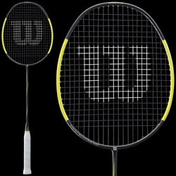 VICTOR 148//3//5 Light Fighter 7350 Raquette de Badminton Rouge//Noir Taille Unique