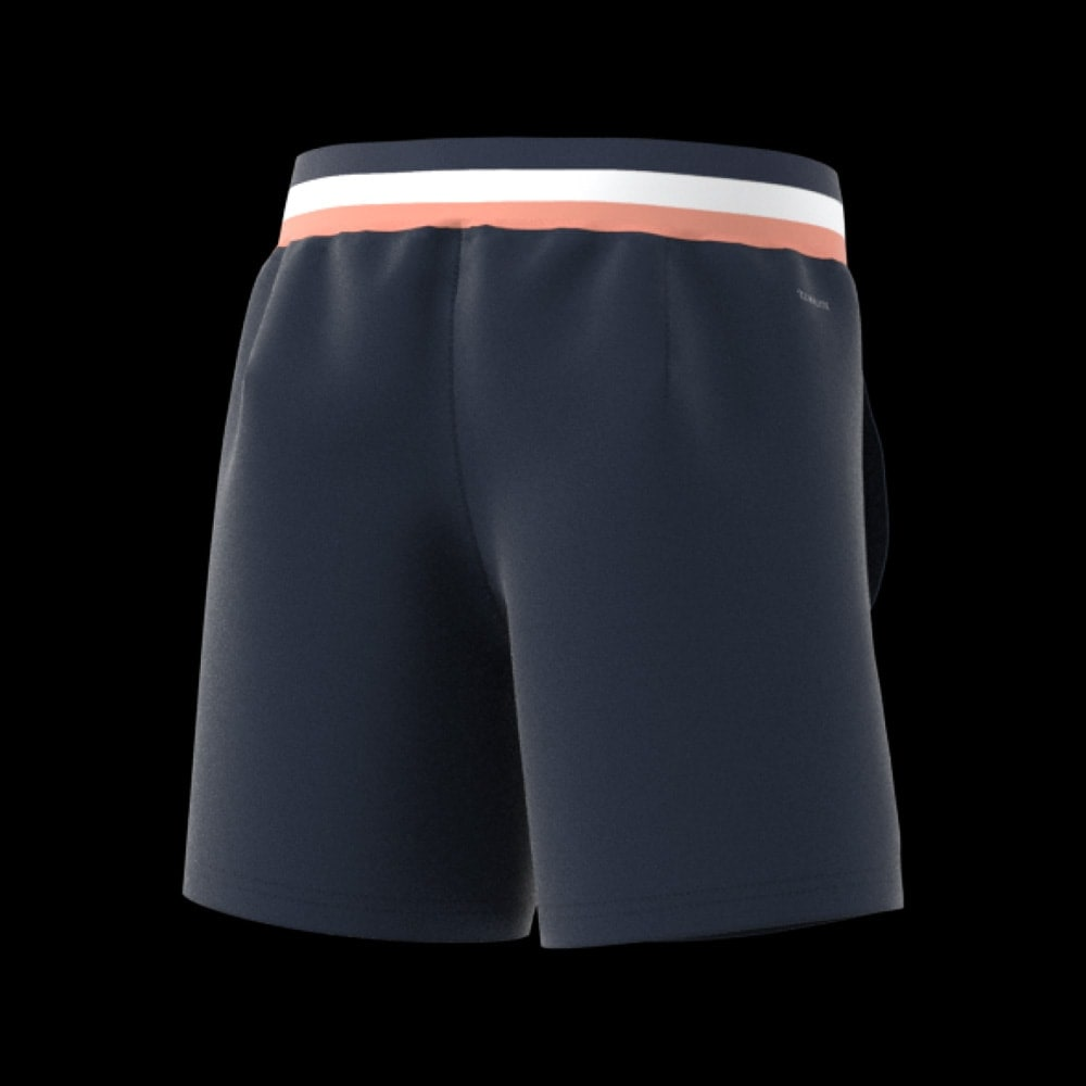 Short Roland Adidas Boy 2018 Garros Marine lJF1cTK