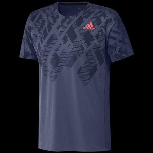 adidas color block shirt