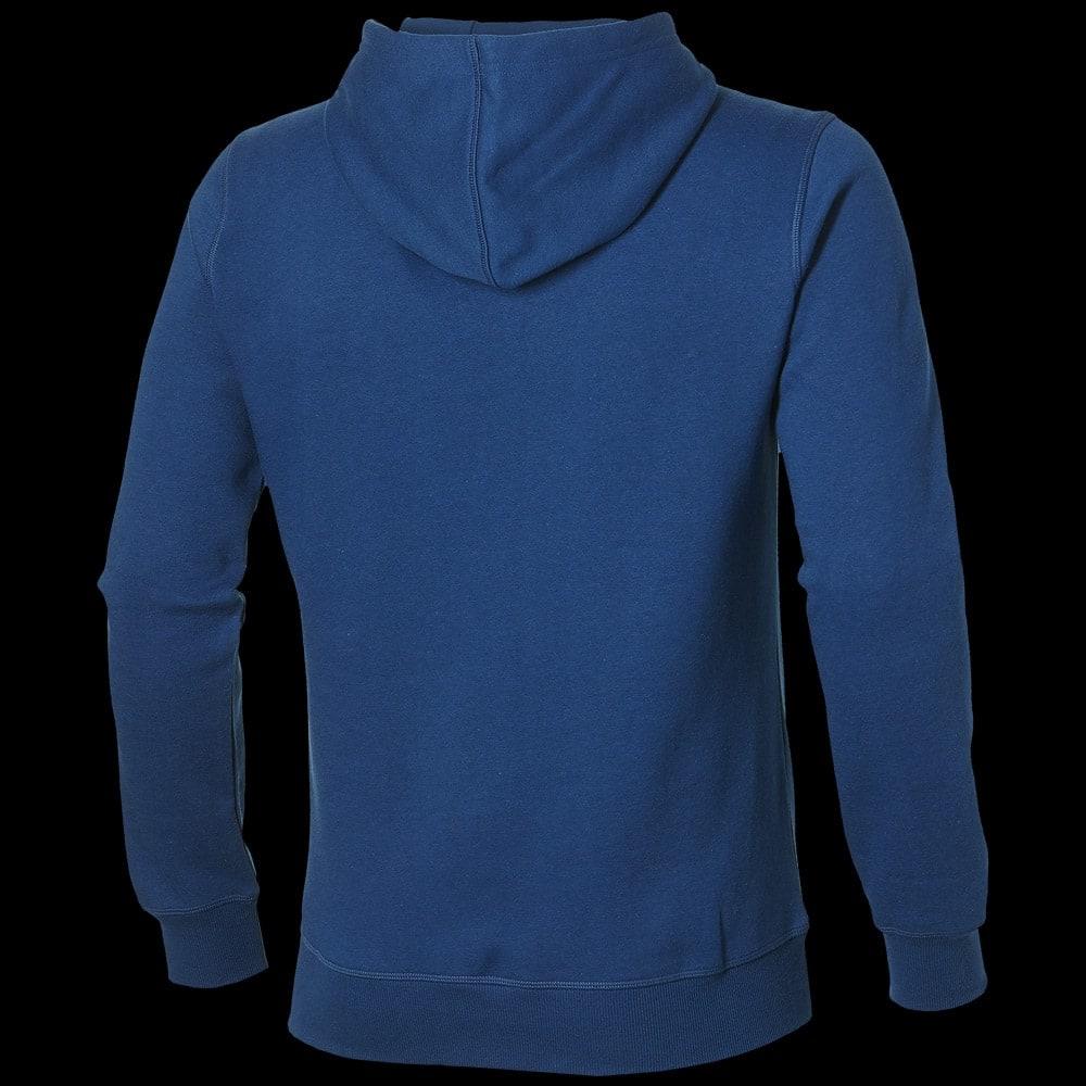 sweat asics bleu