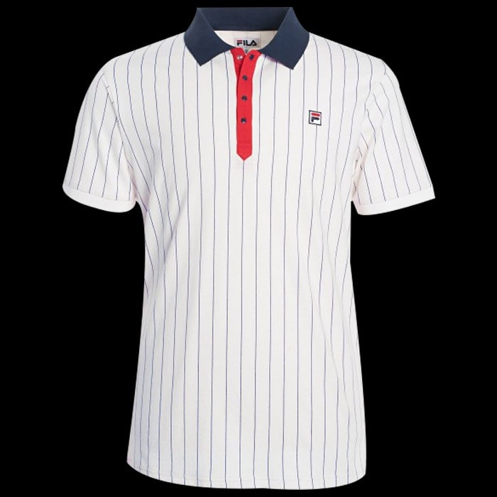 Fila Polo Stripes Printemps été 2019