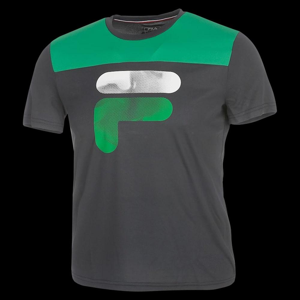 T Shirt Fila Tim Fila HOMME VÊTEMENTS BADMINTON