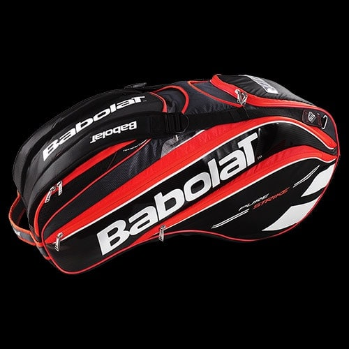THERMO BABOLAT PURE STRIKE X12 ROUGE
