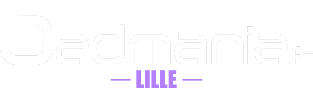 Logo du magasin Badmania Lille
