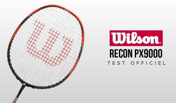 Wilson Recon PX9000