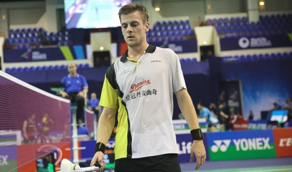 THOMAS&UBER CUP 2016 : Vittinghus - ''Un moment exceptionnel''