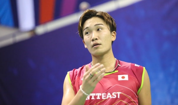 INTERNATIONAL : Momota de retour � l'entra�nement