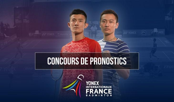 Concours de pronostics IFB 2016