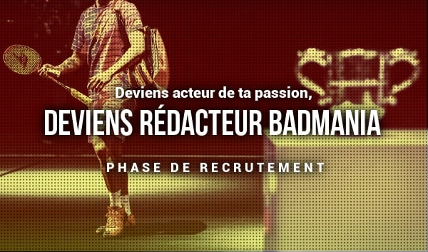 RECRUTEMENT : Envie de devenir r�dacteur Badmania?