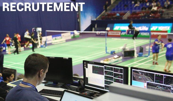 """Résultat de recherche d'images pour """"recrutement badminton"""""""